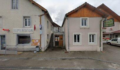 Boulangerie pâtisserie  Robichon Joël Guyans-Vennes