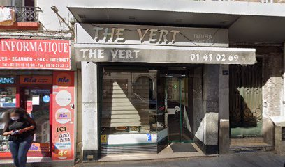 photo du restaurant Thé Vert