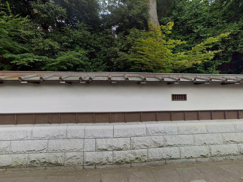 久伊豆神社 社叢